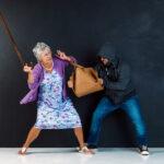 Anziani a rischio furti