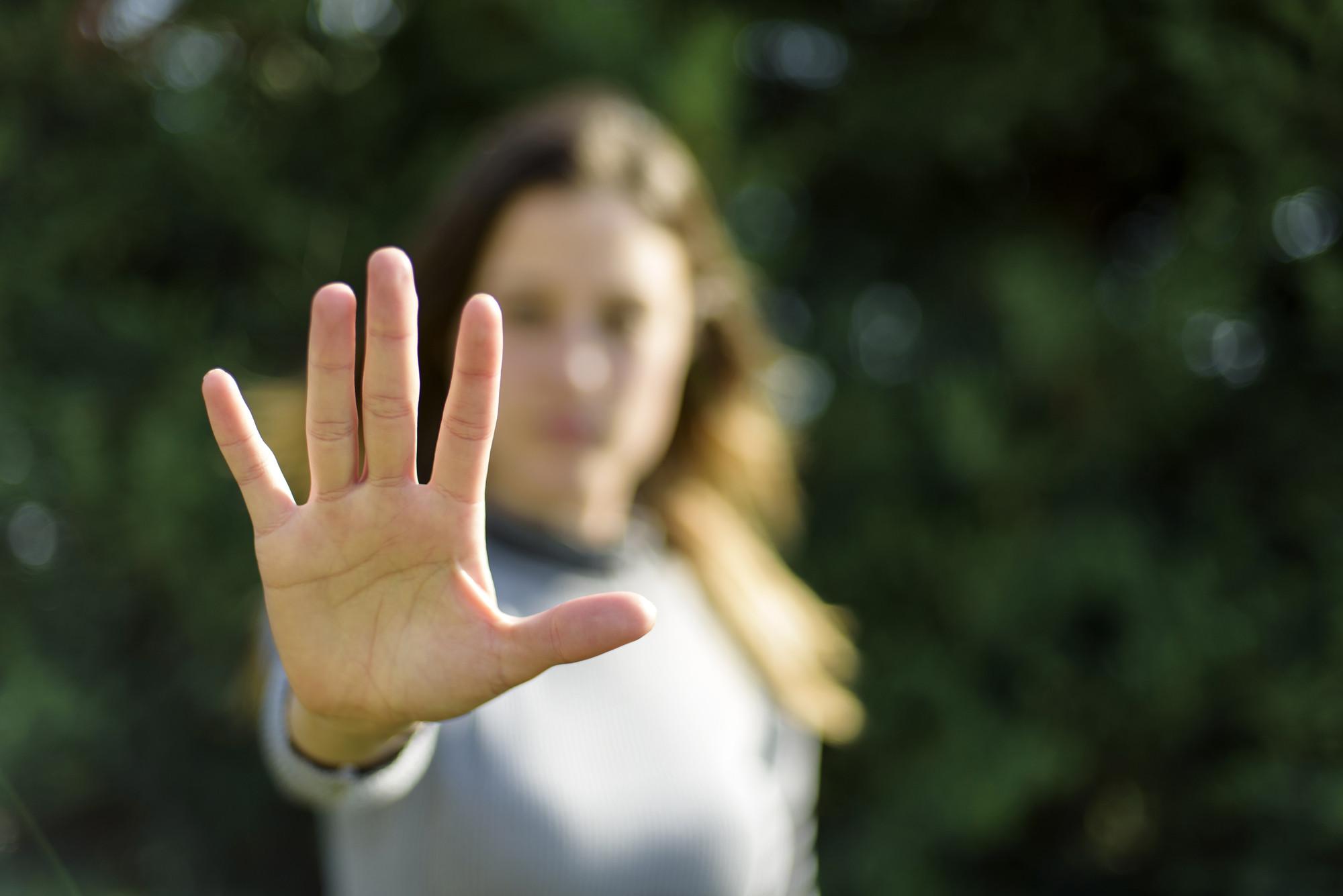 difesa donna aggressione