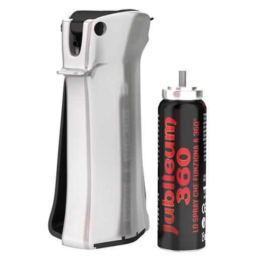 jubileum 360 white spray peperoncino antiaggressione