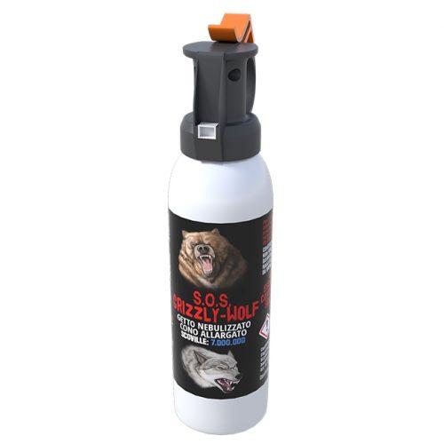 spray peperoncino animali orsi lupi