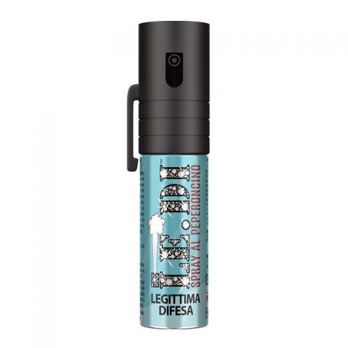 spray peperoncino antiaggressione ledi azzurro
