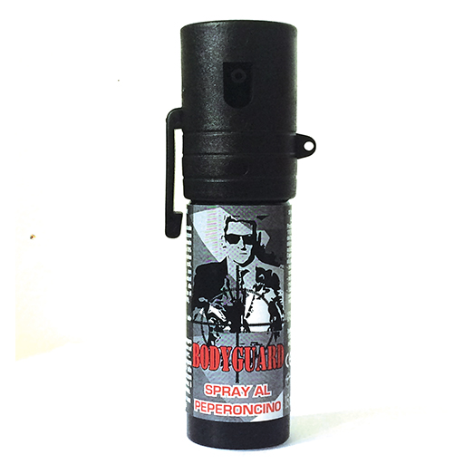 Spray al Peperoncino Bodyguard Grey