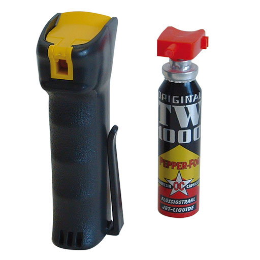 Spray al Peperoncino Professionale TW1000 Man